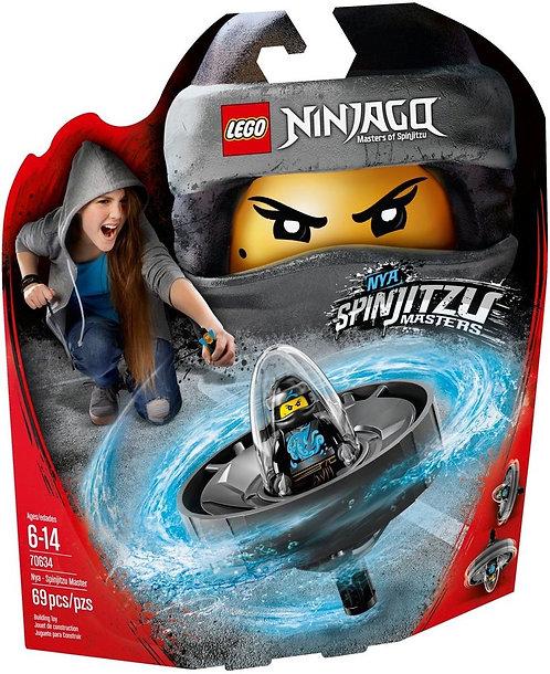 LEGO 70634 NINJAGO - Spinjitzu Master
