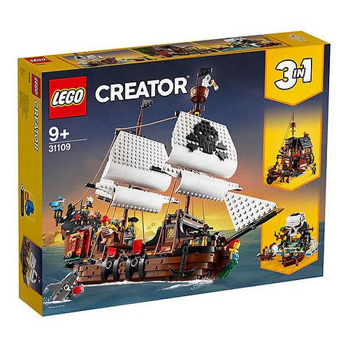 LEGO 31109 CREATOR - Pirate Ship