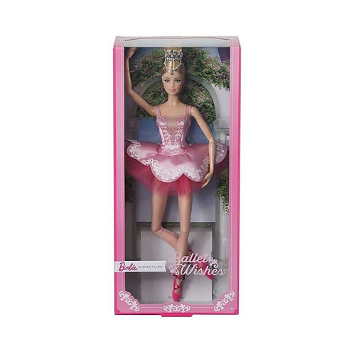 BARBIE SIGNATURE - BALLET WISHES (GHT41)