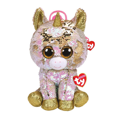 TY SEQUIN BACKPACK UNICORN - FANTASIA (95021)
