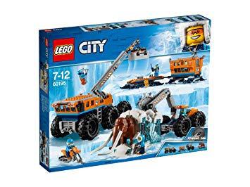 LEGO 60195 CITY - Arctic Mobile Exploration Base