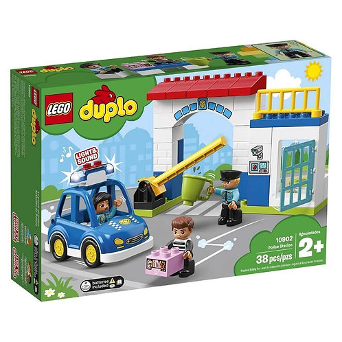 LEGO 10902 DUPLO - Police Station
