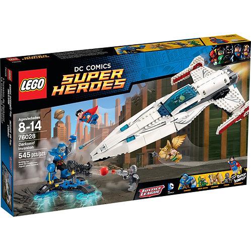 LEGO 76028 SUPER HEROES - Darkseid Invasion