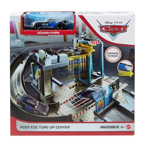 DISNEY PIXAR CARS RUST-EZE TUNE-UP CENTER (GJW43)