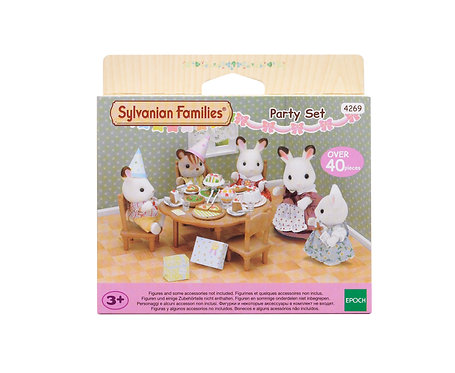 SYLVANIAN FAMILIES: PARTY SET (4269)