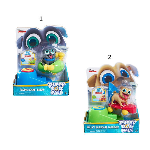 PUPPY DOG PALS-ON THE GO FIGURE