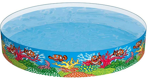 96 INCH X 18 INCH FILL N FUN POOL