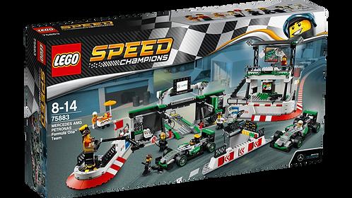LEGO 75883 SPEED CHAMPIONS - MERCEDES AMG PETRONAS Formula One™ Team