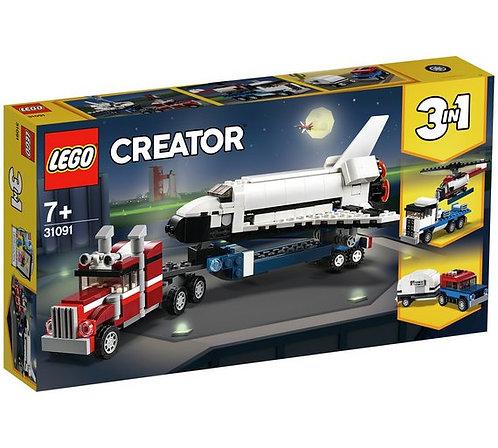 LEGO 31091 CREATOR - Shuttle Transporter