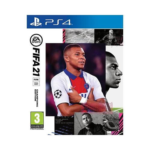 PS4 FIFA 21 CHAMPIONS EDITION (Pre-Order)