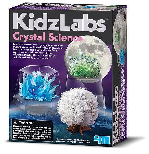 Kidzlabs - Crystal Science