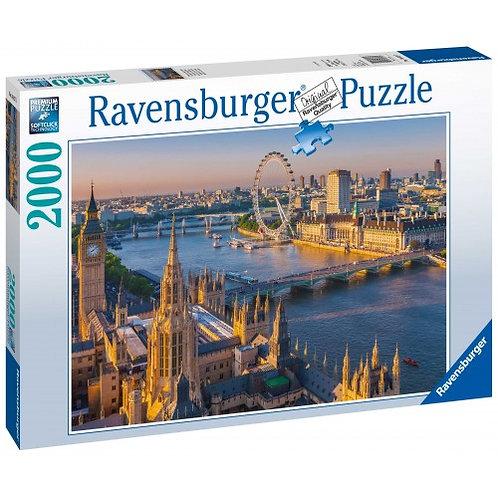 RAVENSBURGER 2000 PCS PUZZLE LONDON