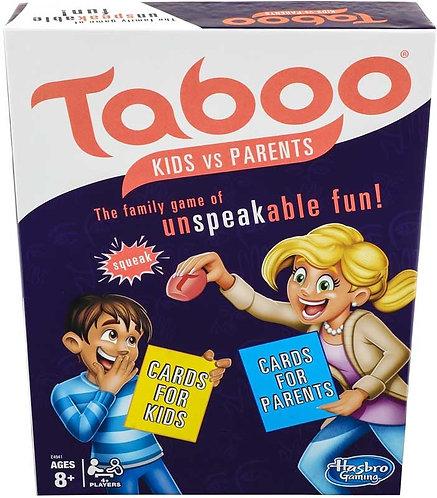 TABOO FAMILY (ENGLISH) (E4941)