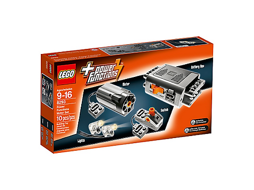 LEGO 8293 - Power Functions Motor Set