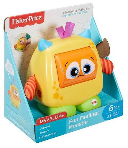Fisher-Price Fun Feelings Monster