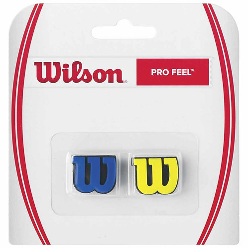WILSON PRO FEEL - BLUE & YELLOW