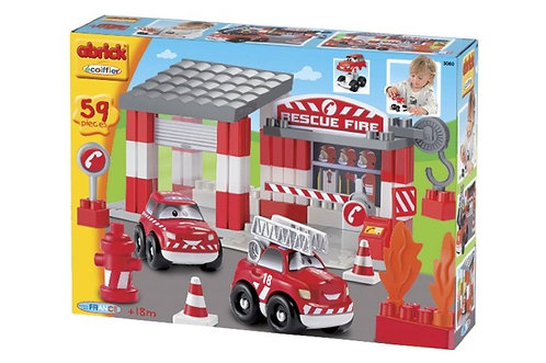 Fast Car Fire station