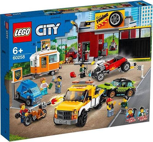 LEGO 60258 CITY - Tuning Workshop