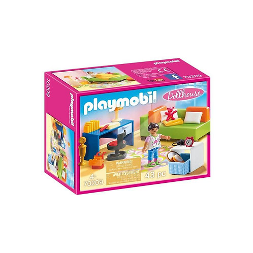 PLAYMOBIL 70209 DOLLHOUSE - Teenager's Room