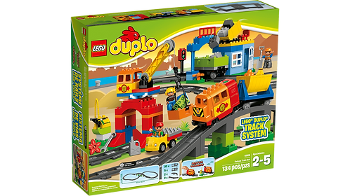 LEGO 10508 DUPLO - Deluxe Train Set