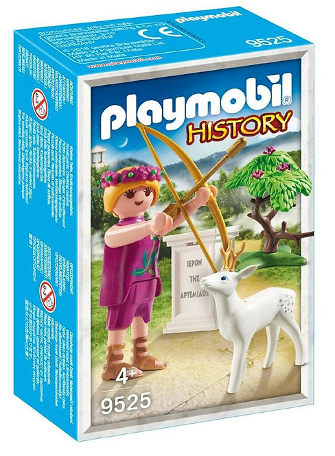 PLAYMOBIL 9525 HISTORY - Artemis Greek Goddess