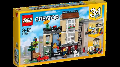 LEGO 31065 CREATOR - Park Street Townhouse