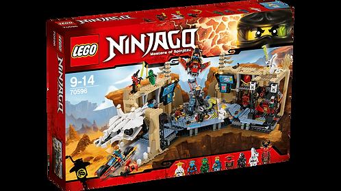 LEGO 70596 NINJAGO - Samurai X Cave Chaos