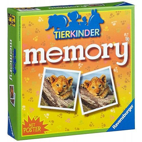 RAVENSBURGER EDUCATIONAL GAME MEMORY® LITTLE PETS