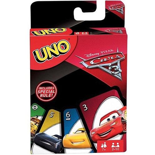 UNO CARS 3 (FDJ15)
