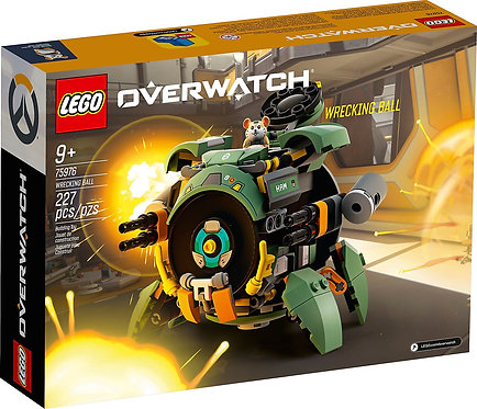 LEGO 75976 OVERWATCH - Wrecking Ball