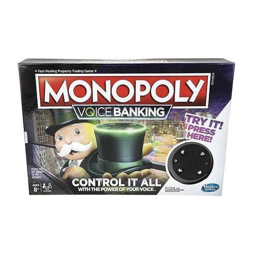 MONOPOLY VOICE BANKING - ENGLISH (E4816)