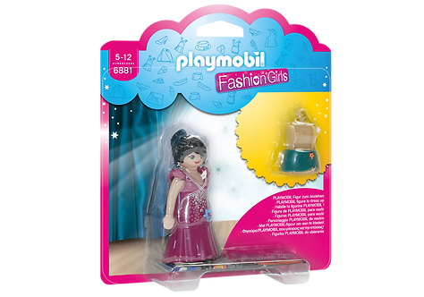 PLAYMOBIL 6881 FASHION GIRL - Party