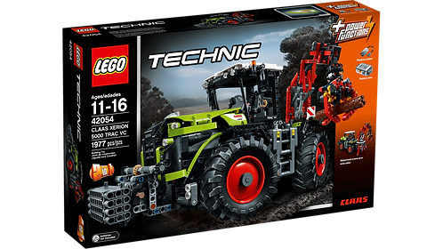 LEGO 42054 TECHNIC - CLAAS XERION 5000 TRAC VC