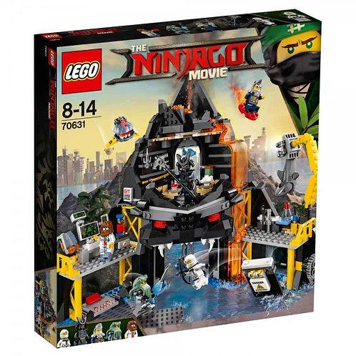 LEGO 70631 NINJAGO - GRAMADONS VOLCANO LAIR