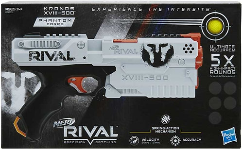 NERF RIVAL KRONOS XVIII 500 (E0005)