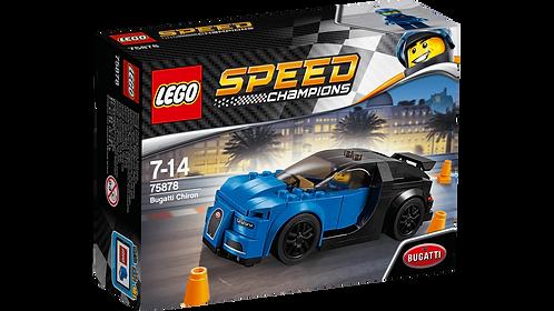 LEGO 75878 SPEED CHAMPION - Bugatti Chiron