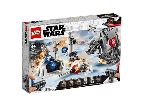 LEGO 75241 STAR WARS - Action Battle Echo Base™ Defense