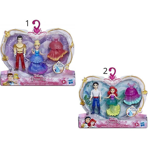 DISNEY PRINCESS N PRINCE THEMED PACK (E9044)