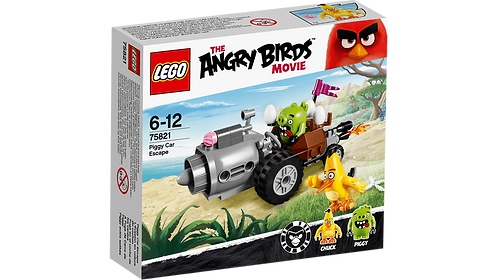 LEGO 75821 ANGRY BIRDS - Piggy Car Escape