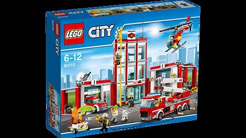 LEGO 60110 CITY - Fire Station