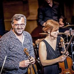 Adriana Ilieva y Michael Gieler, Dirección artística