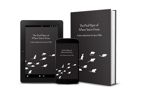 The Pied Piper of Where You're From by Jane Hille