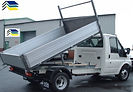 AKW Construction Tipper truck