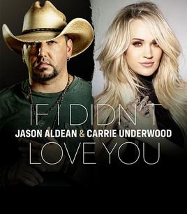 JASON ALDEAN & CARRIE UNDERWOOD