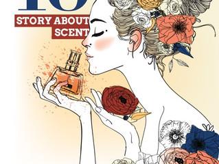 10 เรื่องราวเกี่ยวกับการดมกลิ่นที่คุณอาจยังไม่รู้