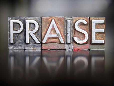 His Praise, Our Joy