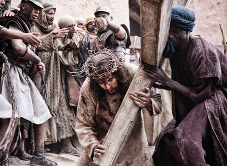 Holy Week - A Time For Reflection