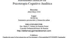 Curso Habilidades Básicas -  Abril Mayo 2016