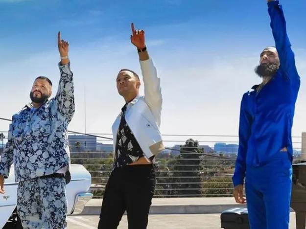 DJ Khaled ft Nipsey Hussle & John Legend - Higher