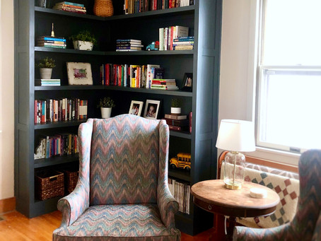 How to Build a Built-In Bookcase